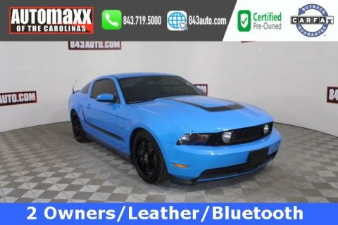 Certified Pre-Owned 2010 Ford Mustang GT Premium