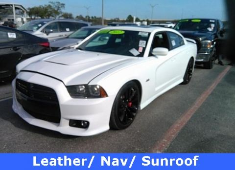 Certified Pre-Owned 2012 Dodge Charger SRT8