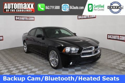 Certified Pre-Owned 2013 Dodge Charger SXT
