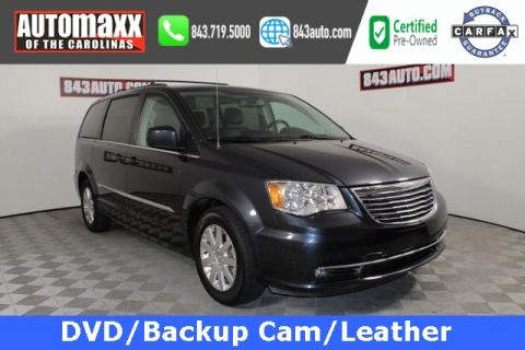 Certified Pre-Owned 2014 Chrysler Town & Country Touring FWD 4D Passenger Van