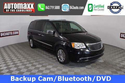 Certified Pre-Owned 2013 Chrysler Town & Country Touring-L