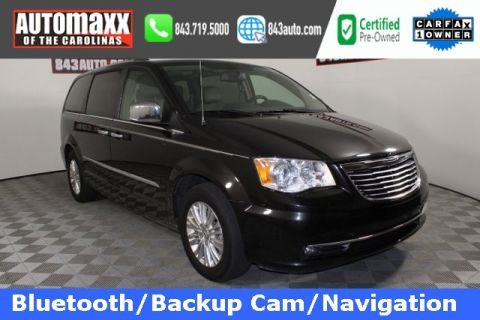 Certified Pre-Owned 2014 Chrysler Town & Country Limited With Navigation
