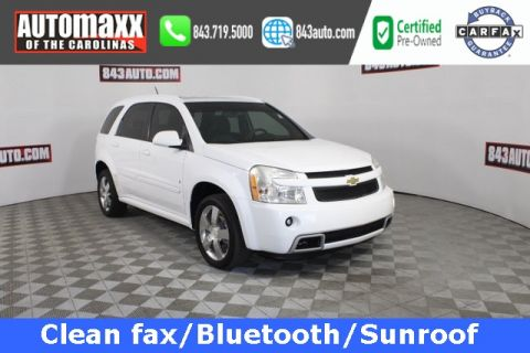 Pre-Owned 2009 Chevrolet Equinox Sport FWD 4D Sport Utility