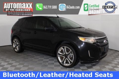 Certified Pre-Owned 2011 Ford Edge Sport