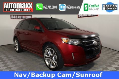 Certified Pre-Owned 2013 Ford Edge Sport FWD 4D Sport Utility