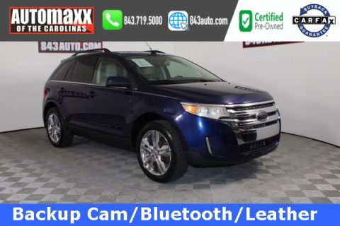 Certified Pre-Owned 2011 Ford Edge Limited