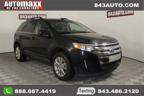 Certified Pre-Owned 2014 Ford Edge Limited AWD