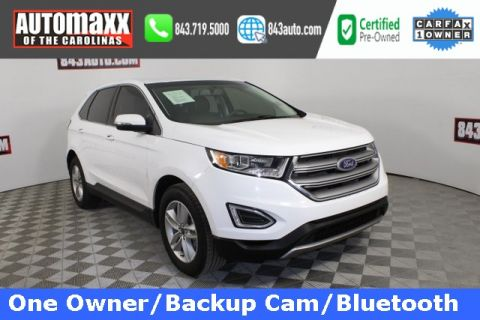 Certified Pre-Owned 2017 Ford Edge SEL FWD 4D Sport Utility