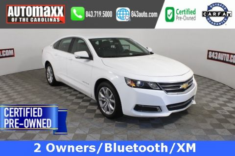 Certified Pre-Owned 2016 Chevrolet Impala LT FWD 4D Sedan