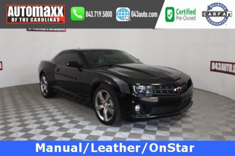 Certified Pre-Owned 2010 Chevrolet Camaro SS