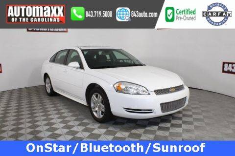 Certified Pre-Owned 2014 Chevrolet Impala Limited LT