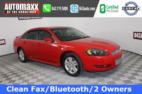 Certified Pre-Owned 2013 Chevrolet Impala LT