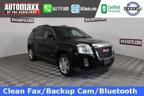 Certified Pre-Owned 2012 GMC Terrain SLT-1