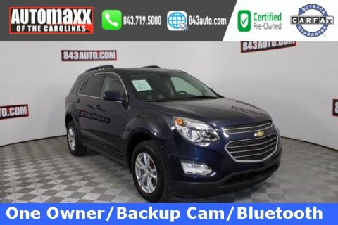 Certified Pre-Owned 2017 Chevrolet Equinox LT AWD