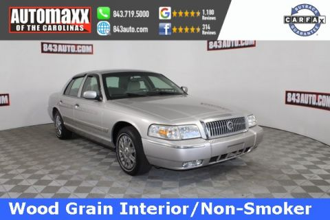 Pre-Owned 2006 Mercury Grand Marquis GS RWD 4D Sedan