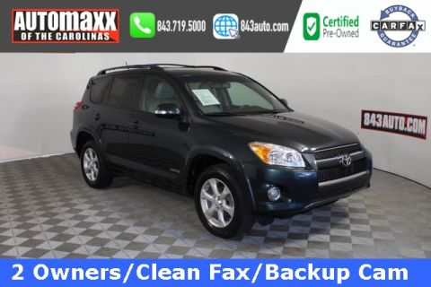 Certified Pre-Owned 2012 Toyota RAV4 Limited