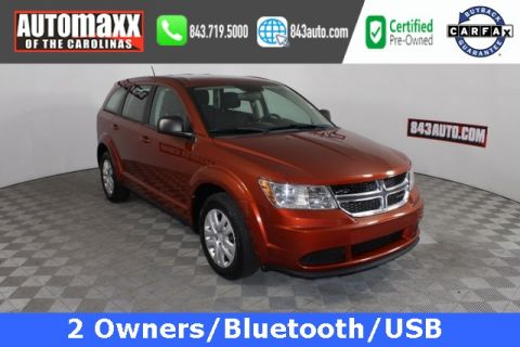 Pre-Owned 2014 Dodge Journey AVP