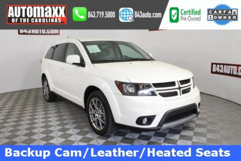 Certified Pre-Owned 2018 Dodge Journey GT FWD 4D Sport Utility