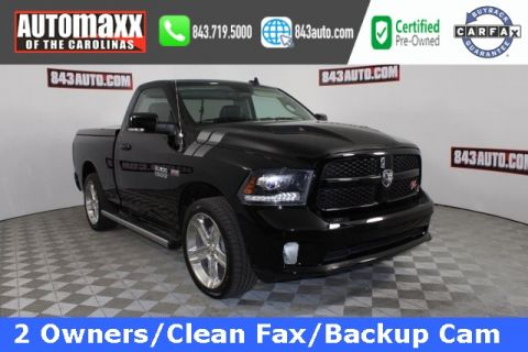 Certified Pre-Owned 2014 Ram 1500 Sport R/T RWD 2D Standard Cab