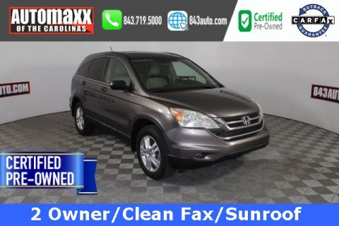 Certified Pre-Owned 2011 Honda CR-V EX