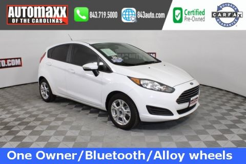 Certified Pre-Owned 2015 Ford Fiesta SE FWD 4D Hatchback