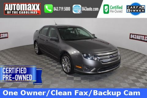 Certified Pre-Owned 2010 Ford Fusion SEL
