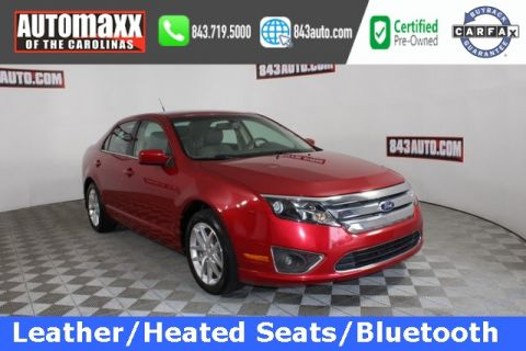 Certified Pre-Owned 2012 Ford Fusion SEL