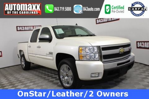 Certified Pre-Owned 2011 Chevrolet Silverado 1500 LT RWD 4D Crew Cab