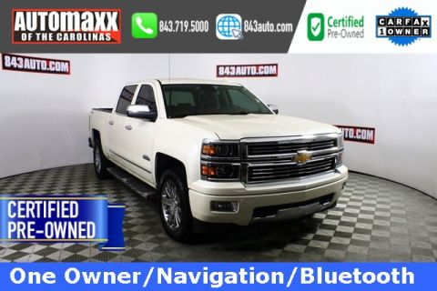 Certified Pre-Owned 2015 Chevrolet Silverado 1500 High Country
