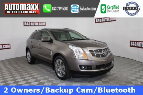 Certified Pre-Owned 2012 Cadillac SRX Performance