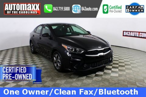 Certified Pre-Owned 2020 Kia Forte LXS
