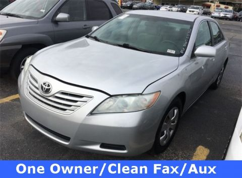 Certified Pre-Owned 2009 Toyota Camry XLE