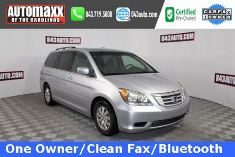 Certified Pre-Owned 2010 Honda Odyssey EX