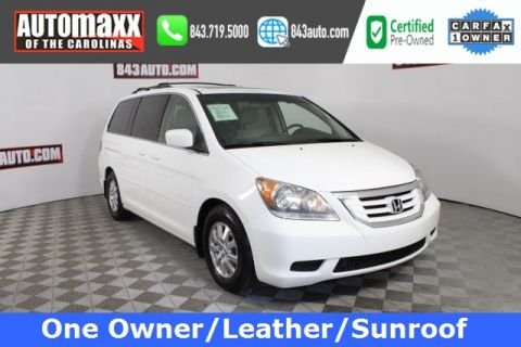Certified Pre-Owned 2010 Honda Odyssey EX-L