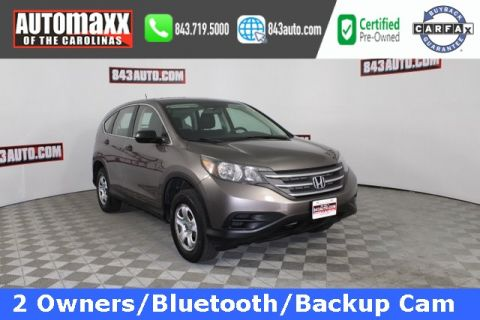 Certified Pre-Owned 2012 Honda CR-V LX