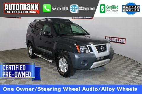 Certified Pre-Owned 2012 Nissan Xterra S