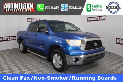 Certified Pre-Owned 2009 Toyota Tundra Grade