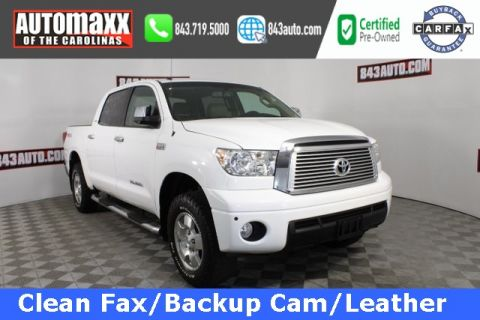 Certified Pre-Owned 2012 Toyota Tundra Limited