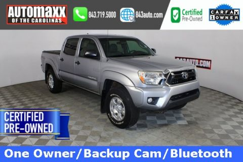 Certified Pre-Owned 2014 Toyota Tacoma TRD Off Road