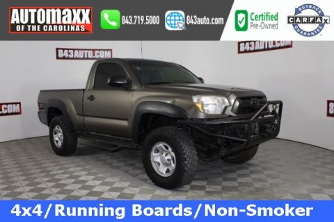 Certified Pre-Owned 2012 Toyota Tacoma
