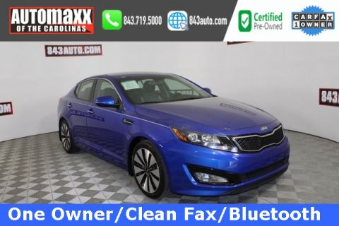 Certified Pre-Owned 2013 Kia Optima SX