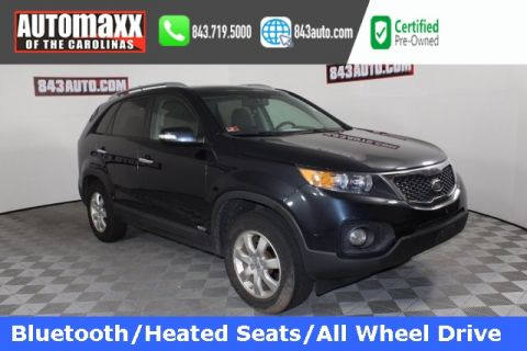 Certified Pre-Owned 2012 Kia Sorento LX AWD