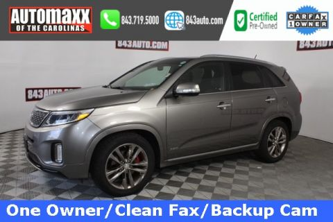 Certified Pre-Owned 2015 Kia Sorento Limited V6