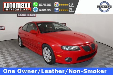 Pre-Owned 2004 Pontiac GTO RWD 2D Coupe