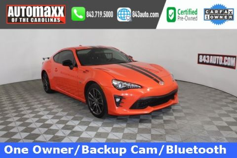 Certified Pre-Owned 2017 Toyota 86 860 Special Edition