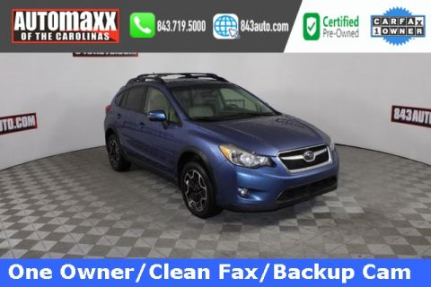 Certified Pre-Owned 2015 Subaru XV Crosstrek 2.0i Limited