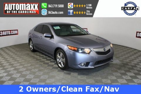 Pre-Owned 2012 Acura TSX 2.4 FWD 4D Sedan