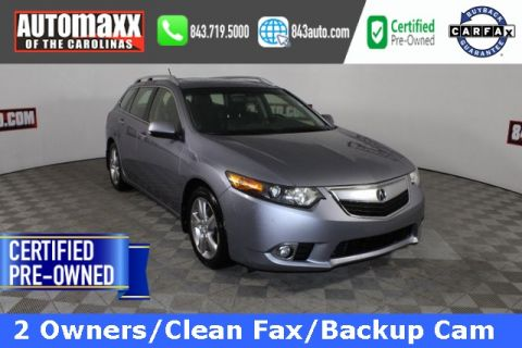 Certified Pre-Owned 2012 Acura TSX 2.4