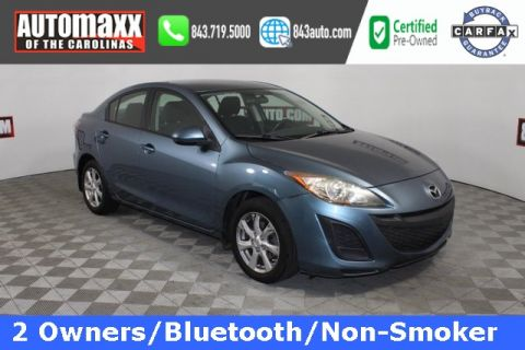 Certified Pre-Owned 2010 Mazda3 i Touring