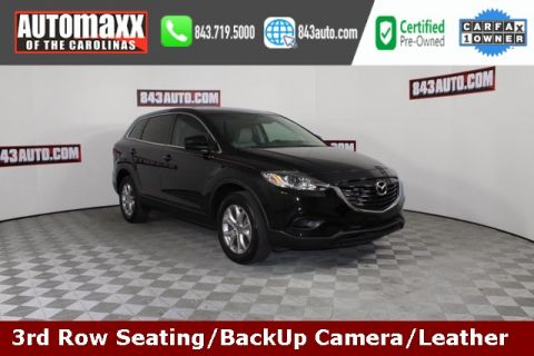 Certified Pre-Owned 2015 Mazda CX-9 Touring FWD 4D Sport Utility